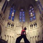 Cathedral yoga