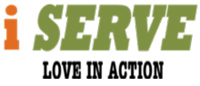 Microsoft Word - i SERVE  LOVE IN ACTION Logo
