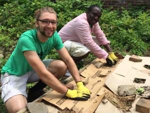 InterFaith Dirt Dig July 2015 041