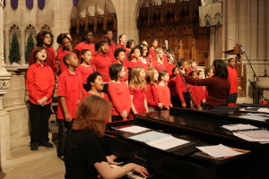 Voices of Hope Christmas Concert at East Liberty Presbyterian Church